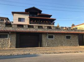 Guesthouse SV 1, Pchelishte (Merdanya yakınında)