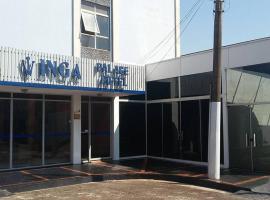 Inga Palace Hotel, Andirá (Ribeirão do Pinhal yakınında)