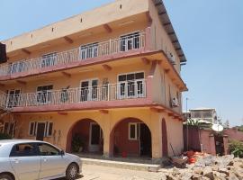Transit Hotel, Lubumbashi