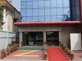 Hotel z international, Бхубанешвара (рядом с городом Chandaka)