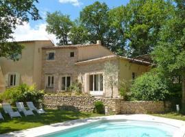 Villa Traditionnelle, Goult