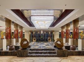 Jinan Hong Teng International Hotel, Jinan (Yaoqiang yakınında)