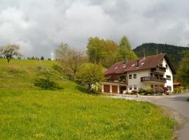 Ferienwohnung Am Sulzbächle, Bad Rippoldsau-Schapbach (Wildschapbach yakınında)