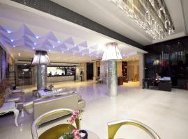 福州伊施戴尔钻石精品酒店, Fuzhou (Pandunonglinchang yakınında)