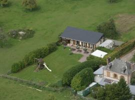 chambres à la ferme, Beaumont-en-Auge (рядом с городом Saint-Hymer)