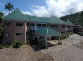 Occasions Retreat Center, Lakka (рядом с регионом Western Rural)