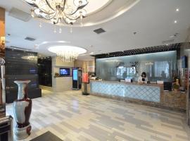 Fuyi Fashion Hotel Lianhua St, Zhengzhou (Laoyachen yakınında)
