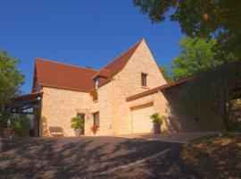 Villa Les Bernadoux, Marnac (рядом с городом Mouzens)