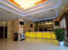 Huayin Sunshine Business Hotel, Huayin (Tongguan yakınında)