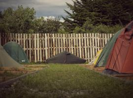 Yellow Plum Tent House