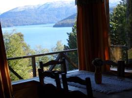Paisaje Bandurrias, Villa La Angostura (Lago Totoral yakınında)