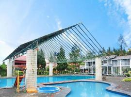 Maple House by Villa Istana Bunga, Lembang