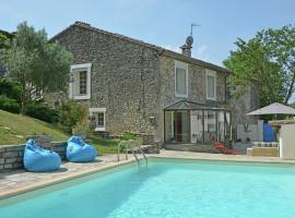 Holiday home Les Clos De Coulouvres 3, Brouzet (рядом с городом Carnas)