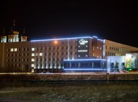 Silver House Hotel, Магадан