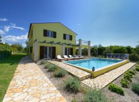 Villa Kontesici 14, Zelena Laguna (рядом с городом Kloštar)