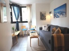 Chamonix-Sud One Bedroom Apartment 2-4 Guests