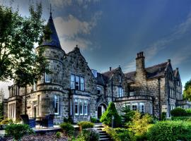 The Dowans Hotel of Speyside