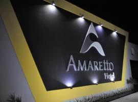 Amaretto Hotel - Adults Only, Arcoverde (Sertânia yakınında)