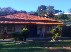 Pousada Estancia Maria Flor, São Lourenço (Pouso Alto yakınında)