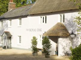 The Royal Oak, Ansty