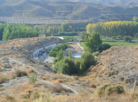 Cuevas Al Sol, Castilléjar (Los Carriones yakınında)