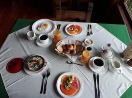 Sachatamia Lodge, Mindo (Tandayapa yakınında)