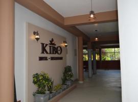 Hotel Restaurant Kibo