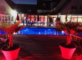 Les Terrasses de Saumur - Hôtel Restaurant- Appartements & SPA, Saumur