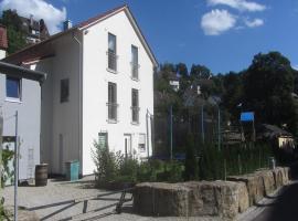Ferienwohnung Apfelbaum, Schonungen (Mainberg yakınında)