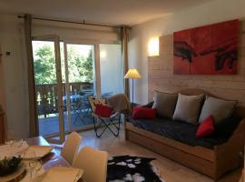 Appartement Les Pics d'Aran, Баньер-де-Люшон (рядом с городом Salles-et-Pratviel)