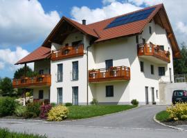Pension Mühlblick, Ulrichsberg (Aigen im Mühlkreis yakınında)