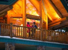 Snow Creek Cabins by Fernie Lodging Co, Fernie