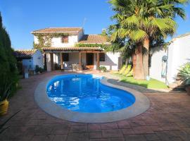 Encantadora casa con piscina privada y chimenea, Padul (рядом с городом Venta del Fraile)