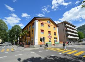Level Seven Apartments Lugano