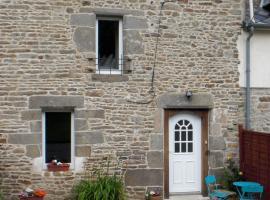 Maison Granit, Ménéac (рядом с городом Illifaut)