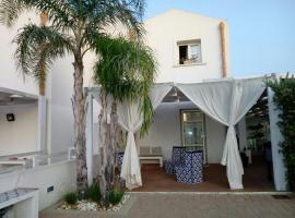Holiday home Contrada Berbaro, Marsala (Villaggio Crimi yakınında)