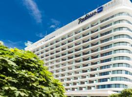 Radisson Blu Resort Swinoujscie, Свиноуйсьце