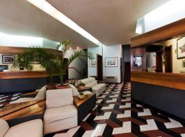 Hotel Letizia, Orte (Guadamello yakınında)