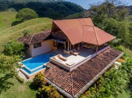 Sunrise Villa, Nosara (Garza yakınında)