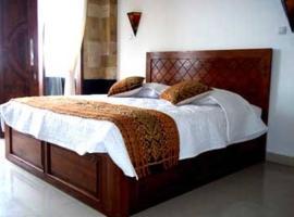 Amerta Sari Hotel & Restaurant, Кинтамани (рядом с городом Кубупенлокан)