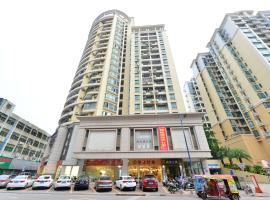 TaTa Serviced Apartment Guzhen Town Yiting Branch, Zhongshan (Guzhen yakınında)