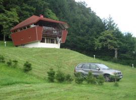 Chalet Contemporain Plein Nature, Altenbach