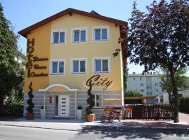 City Hotel Neunkirchen, Neunkirchen