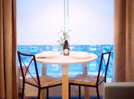 Apartment on 7-Podlesnaya