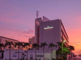 Hotel Sunset Terrace, Chatan (Hamakawa yakınında)