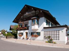 Ferienwohnung Kölbl, Rottach-Egern (Oberach yakınında)