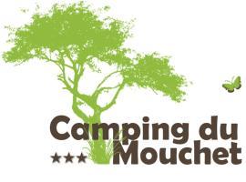 Camping du Mouchet, La Chapelle-Viviers (рядом с городом Saint-Martin-la-Rivière)