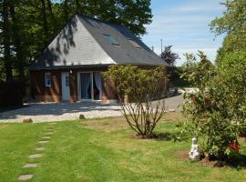 Gites la charretterie, Ourville-en-Caux (рядом с городом Bosville)