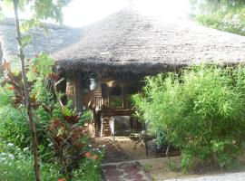 Akine Dyioni Lodge, Diembéreng