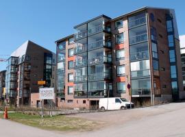 Studio apartment in Turku - Raunistulantie 31